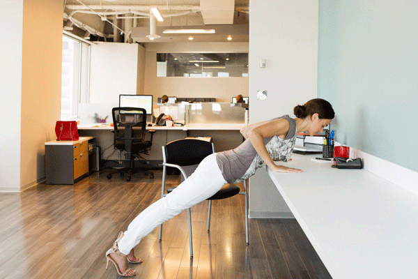 Desk pushups refinery29