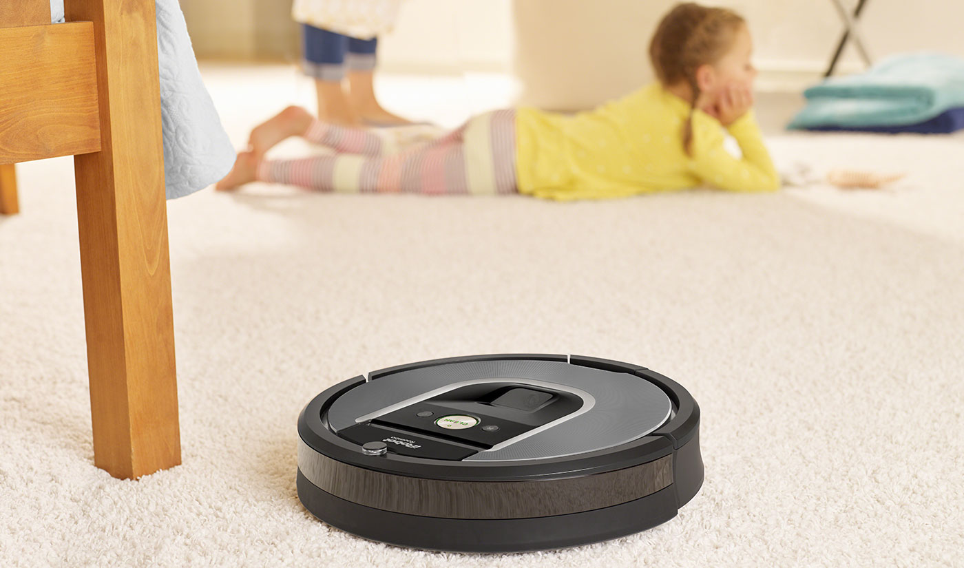Irobot roomba 960 learn