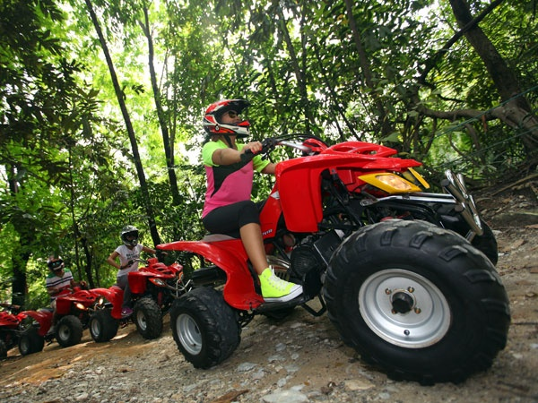 Extreme park gold coast package atv2