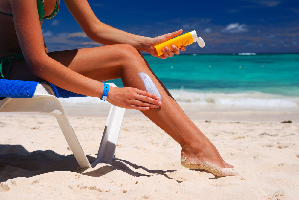 Sunscreen only filters the suns rays making it less likely to protect us from the cancer causing rays