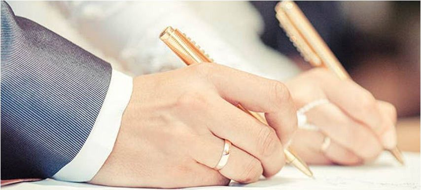 Wedding legal requirements mauritius