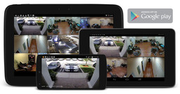Thumb android security dvr viewer app
