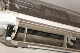 Thumb air conditioner before clean 1