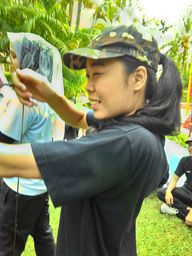Thumb iksa archery