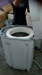 Thumb inspection washer