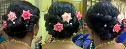 Thumb vithiya indian wedding hairdo
