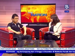 Thumb bernama tv interviews founder of women s self defense   wellness community