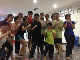 Thumb group coaches training