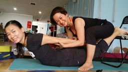 Thumb yoga ttc 5