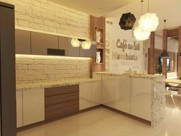 Thumb home kitchen design