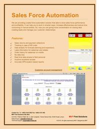 Thumb sales force automation1