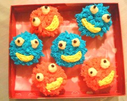 Thumb cookie monsters