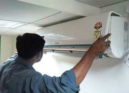 Thumb air conditioners servicing13
