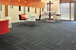 Thumb synthetic commercial carpet tiling
