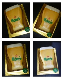 Thumb carlsberg glass cake
