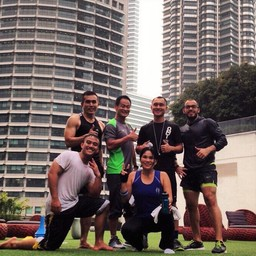Thumb training klcc 1