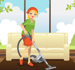 Thumb on demand house cleaning services