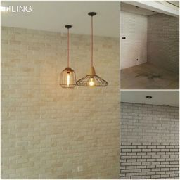Thumb brick tile