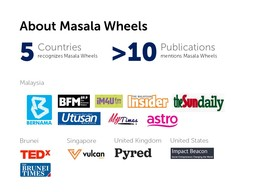 Thumb masala wheels media